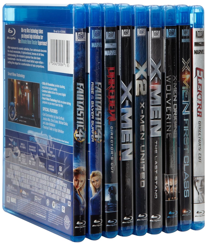 Amazon com: Marvel Bundle (X-Men / Daredevil / X2: X-Men