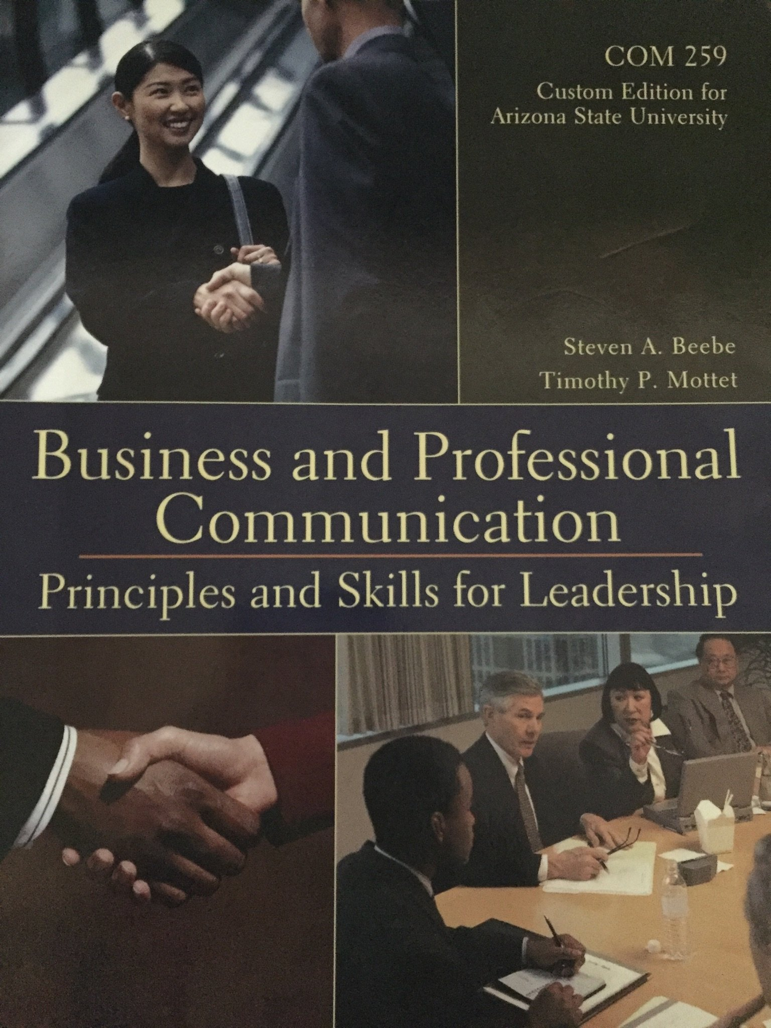 Read Online Business and Professional Communication: Principles and Skills for Leadership PDF