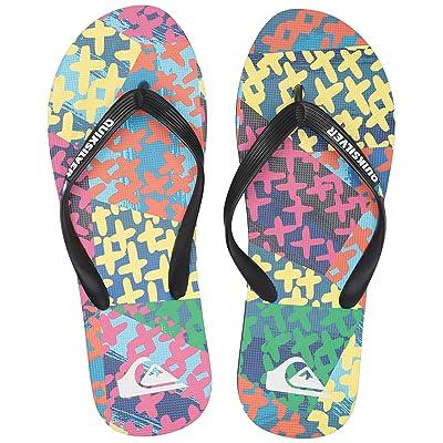 Quiksilver Men's Molokai Variable Volley Sandal: Shoes