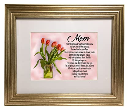 amazon com mother s gift to mom from son or daughter sentimental
