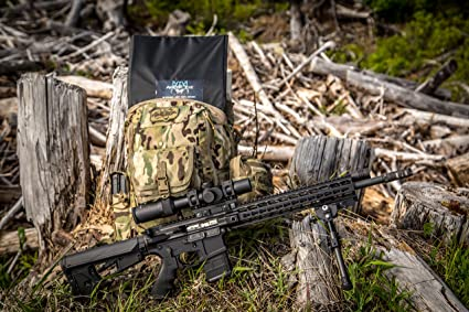 AESHIELD - 10x15inch Bulletproof insert easily defeats multiple magazines of ammunition