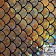 Big fish scale green stretch spandex 58 inches for Fish scale coke prices
