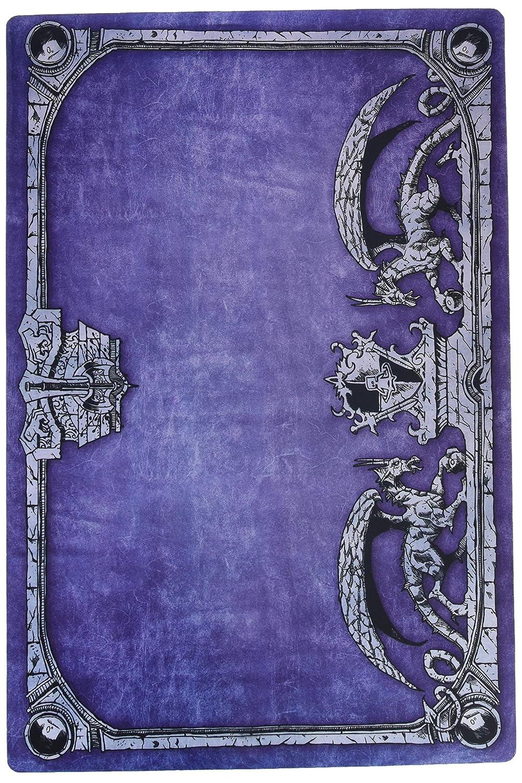 Dragon Shield Arcane - Tapete, color azul