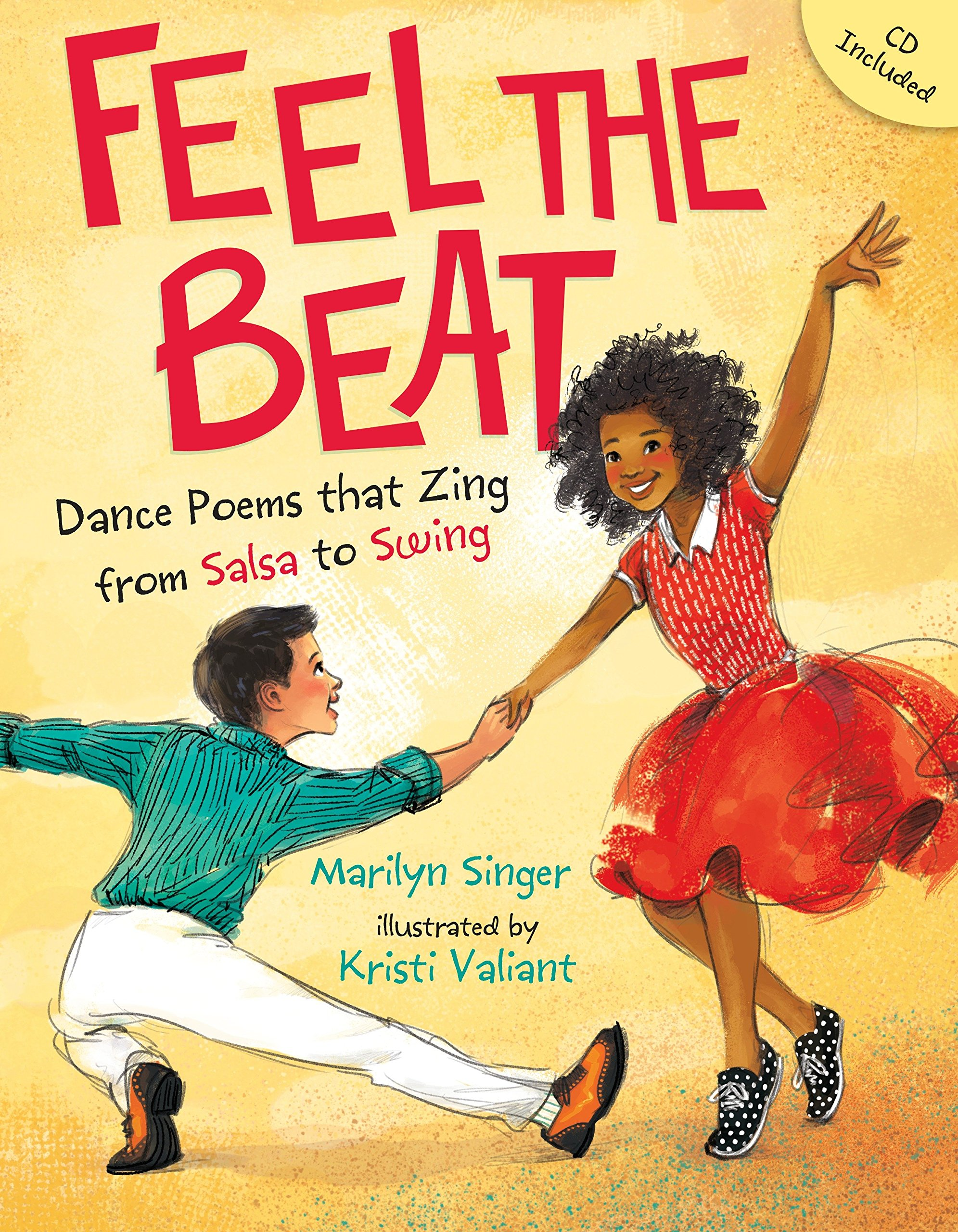 Feel Beat Dance Poems Salsa product image