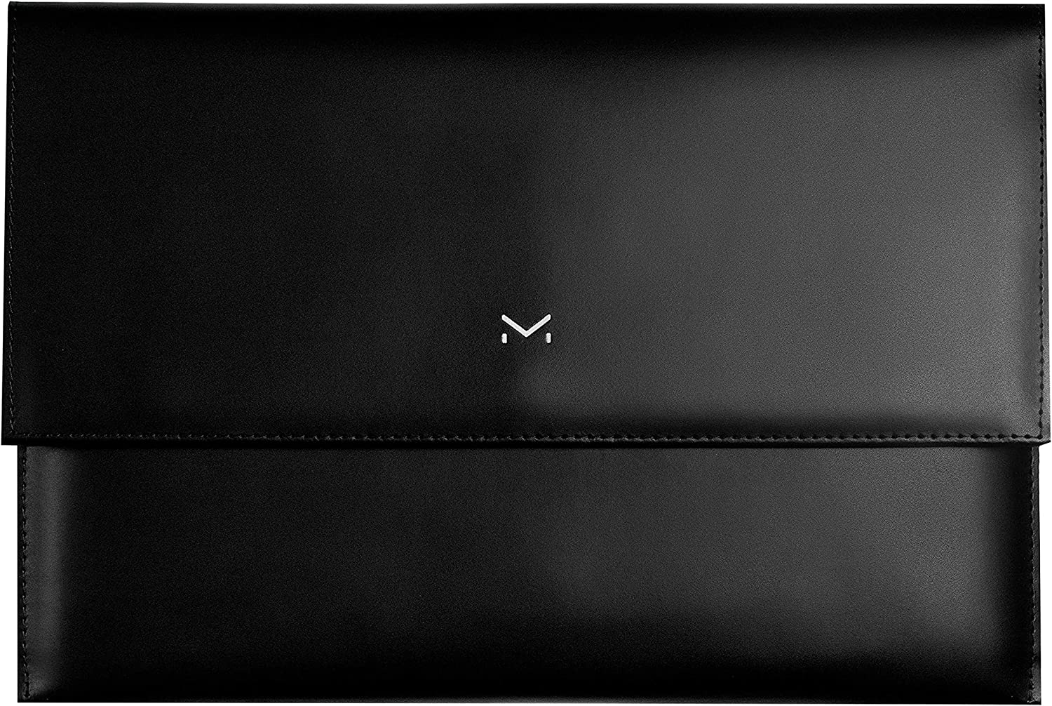 Monocaso Case Cover Sleeve Made from Premium Leather Fits Perfectly with iPad MacBook (MacBook Pro 13 / Air (New Model))