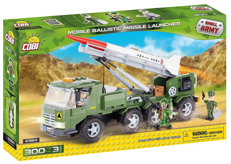 COBI Small Army Ballistic Missle Launcher