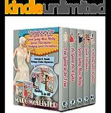 The Georgie B. Goode Mystery Series Books 6-10