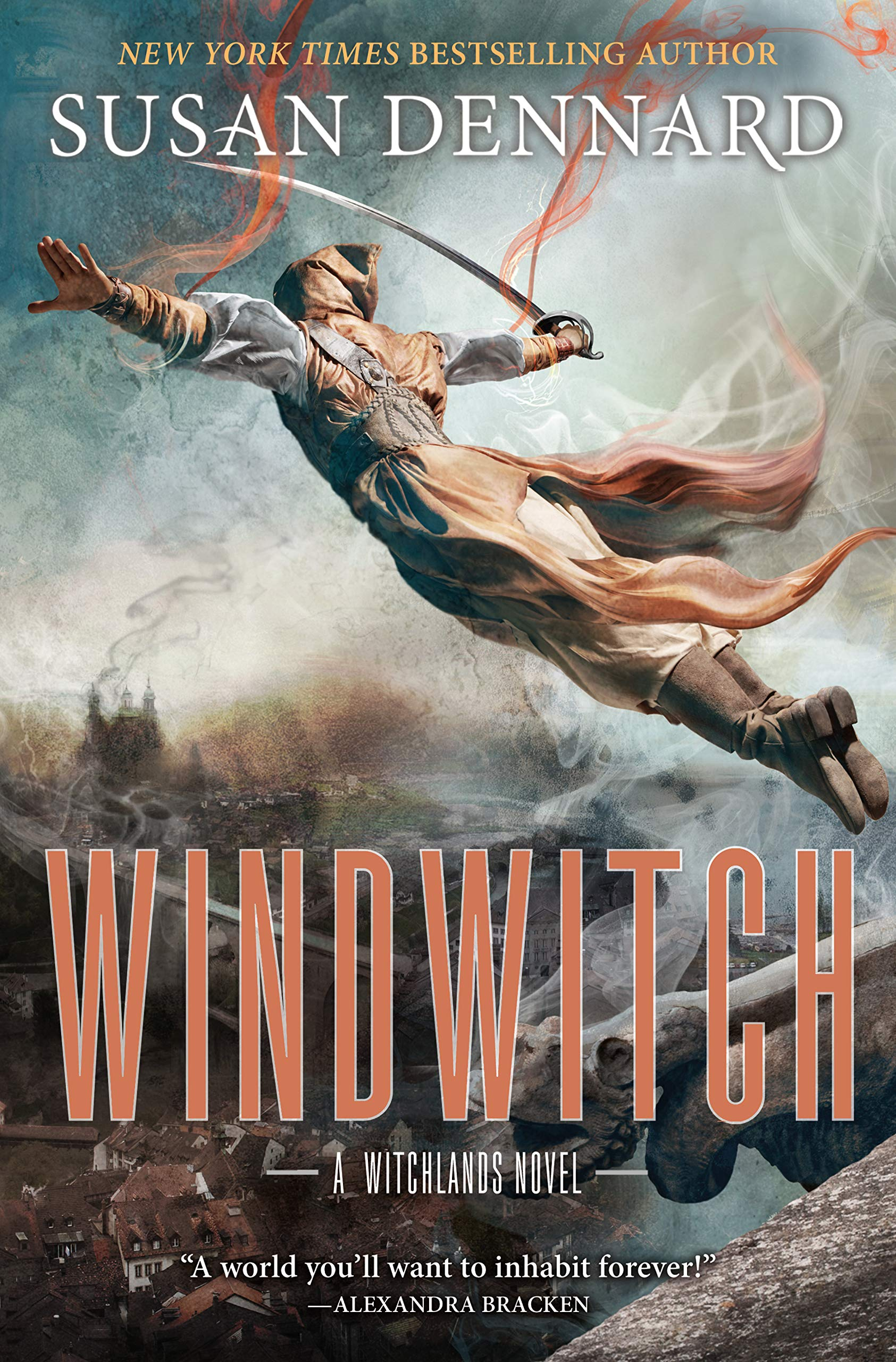 Amazon Com Windwitch The Witchlands The Witchlands 2 9780765379306 Dennard Susan Books