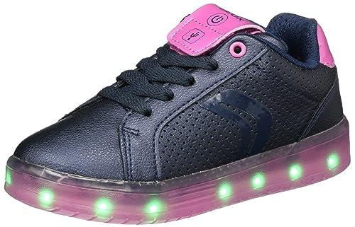 Geox Mädchen J Kommodor Girl A Sneaker