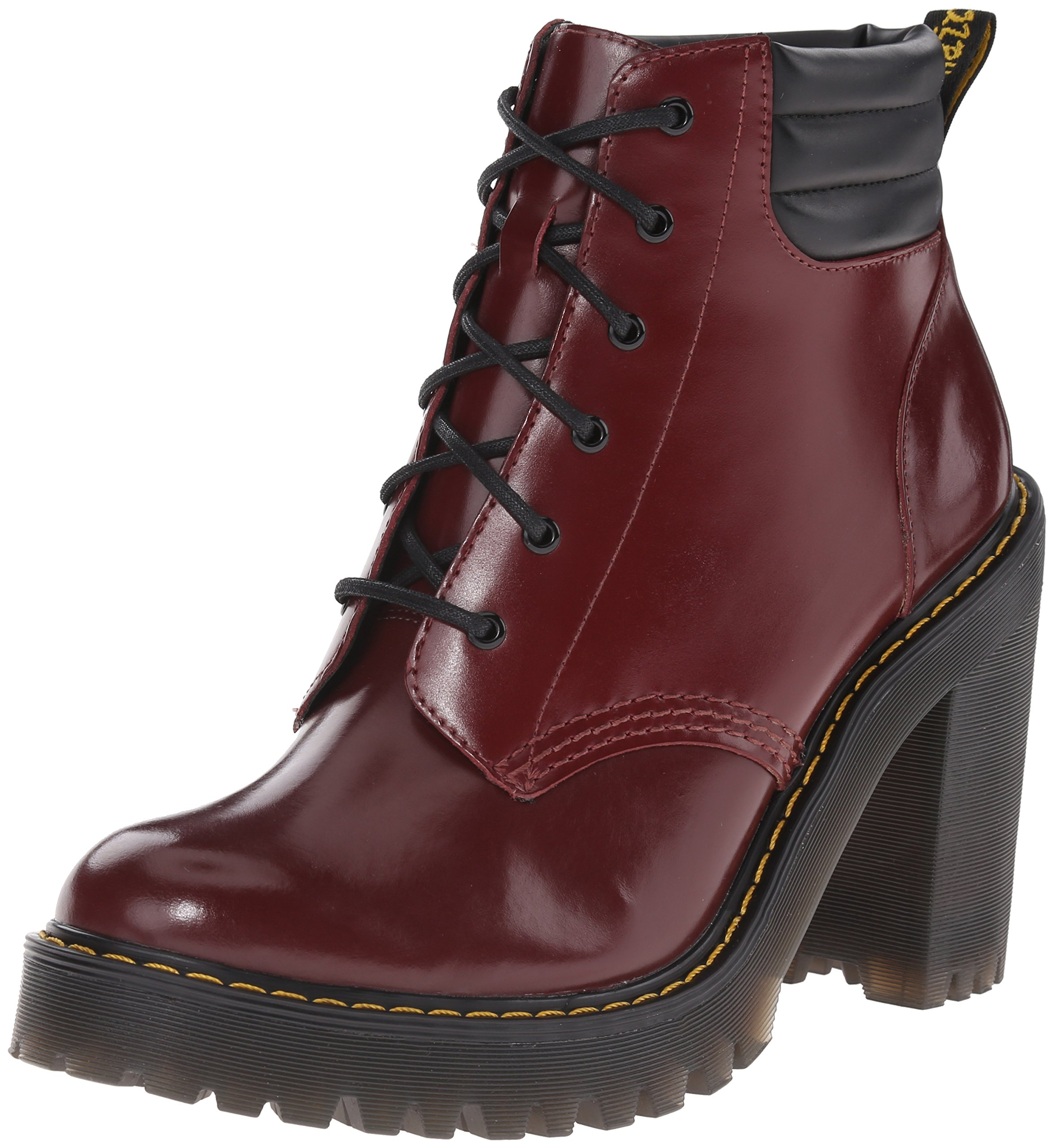 Dr. Martens Women's Persephone Dress Pump, Shiraz, 5 UK/7 M US