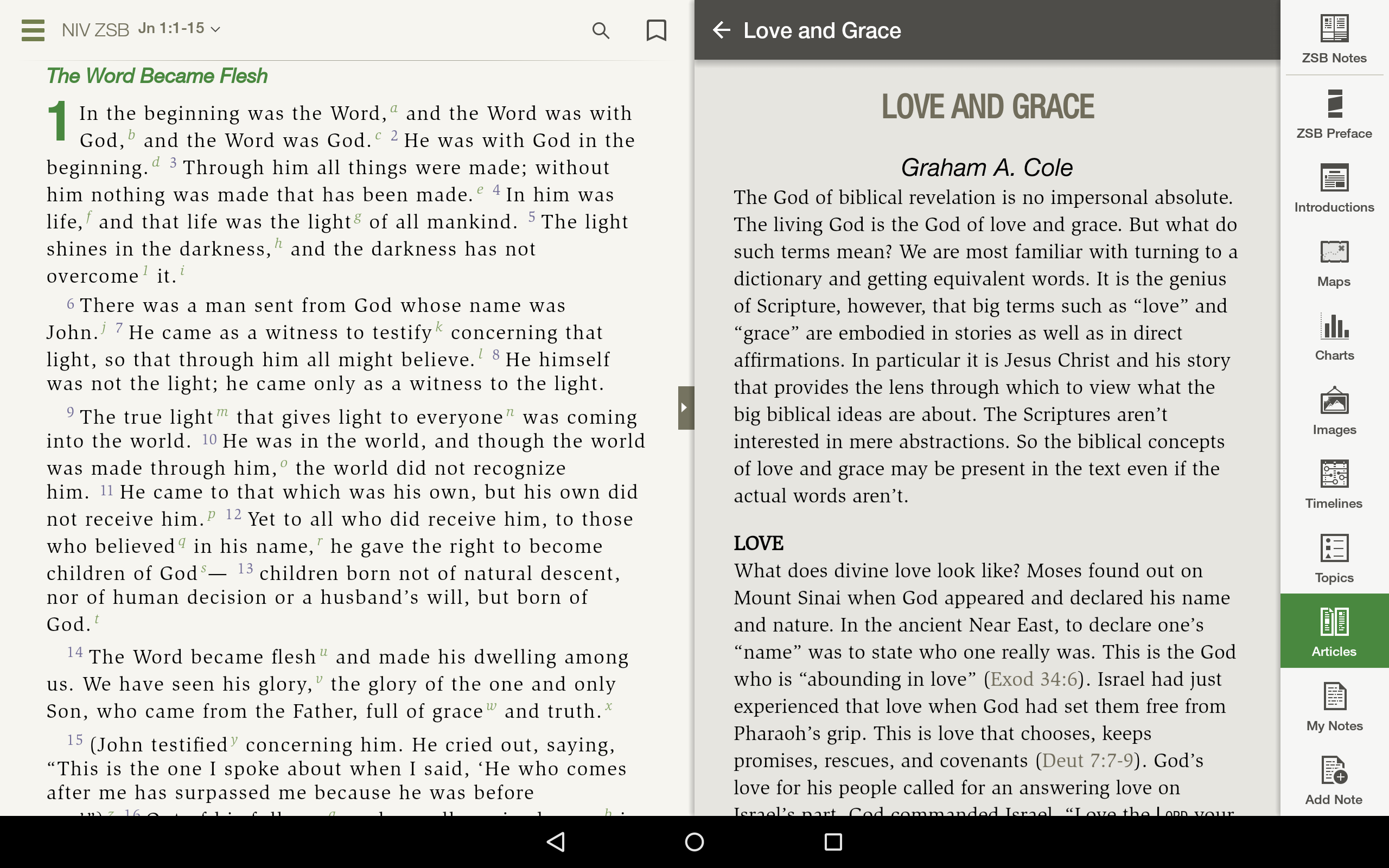 The HarperCollins Study Bible | Free Book Pdfs