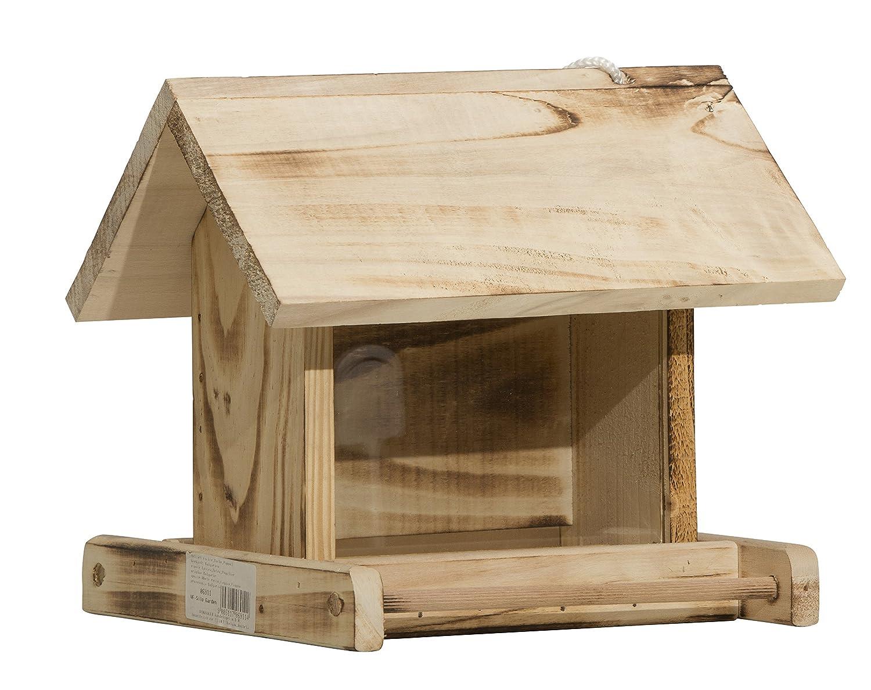 Windhager Garden - Silo de alimentación para pájaros (24 x 24 x 19 cm) 06911