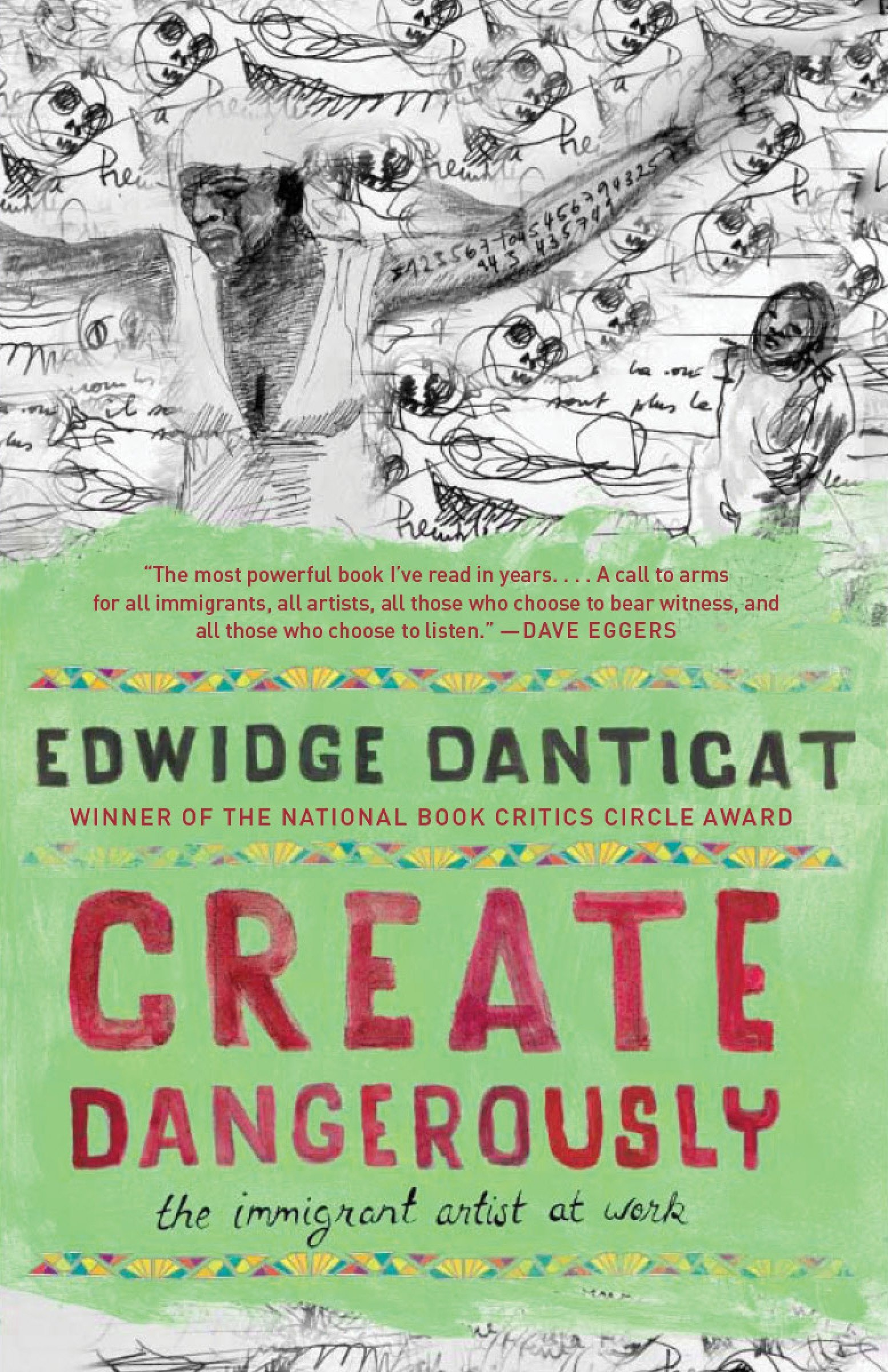 Edwige danticat create dangerously pdf