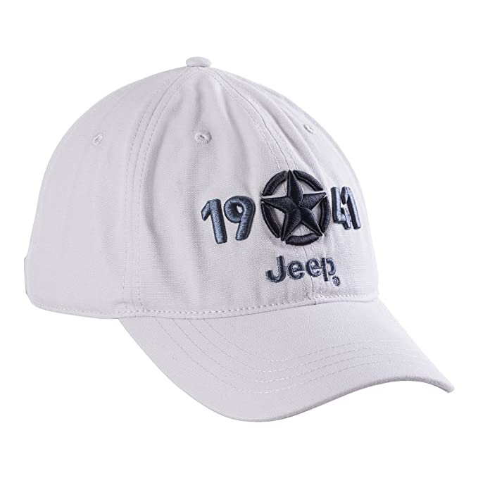 Jeep o101006-g820, Gorro con Visera Hombre, Light Grey/Dark Grey ...