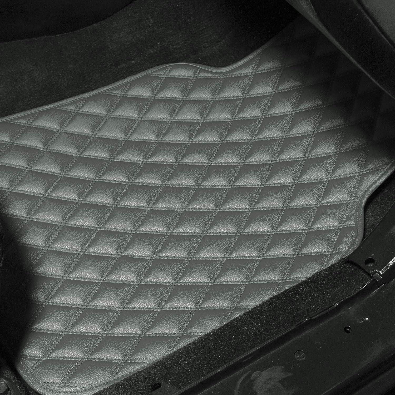 Semi Custom Trimmable Vinyl Gray FH Group F16403GRAY Cargo Mat