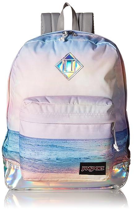d42d0b0b9723 JanSport Super Fx Backpack (Multi Sunrise)  Amazon.in  Bags