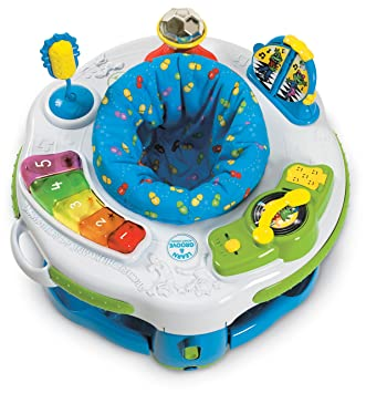 fccb292f4 LeapFrog Learn   Groove Activity Station  Amazon.co.uk  Toys   Games