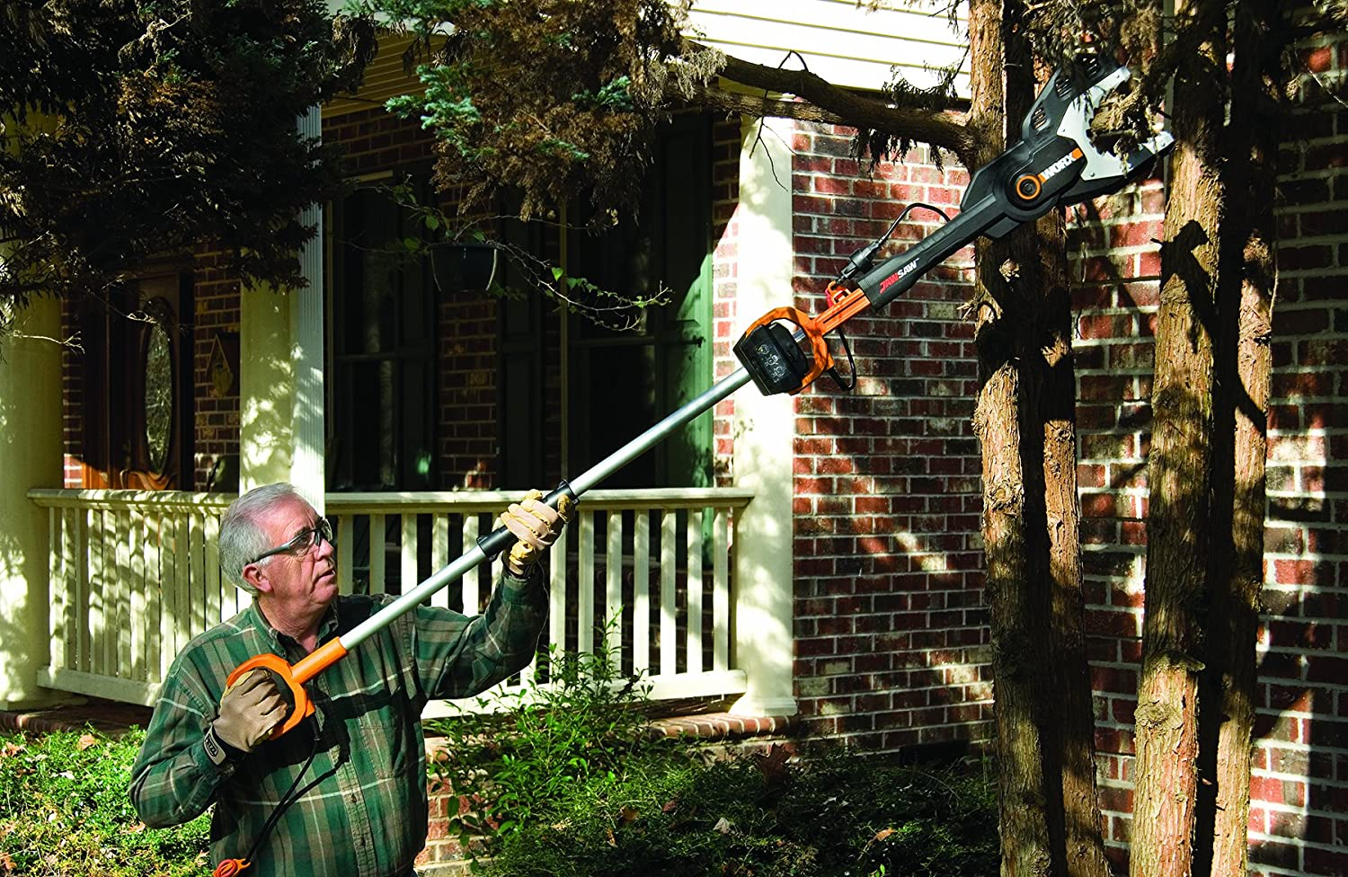WORX WG308 Chainsaws product image 5