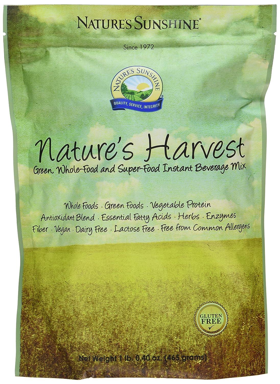 Amazon.com: NATURE'S SUNSHINE Harvest Supplement, 465 Gram: Health ...