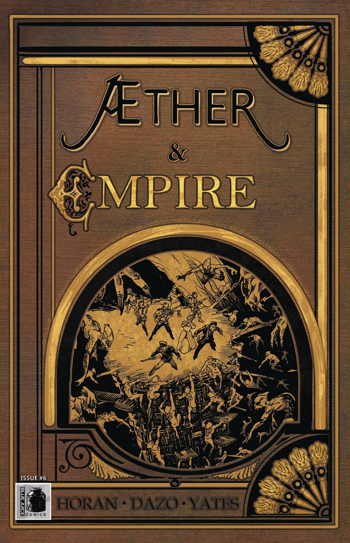 Download Aether and Empire #6 pdf