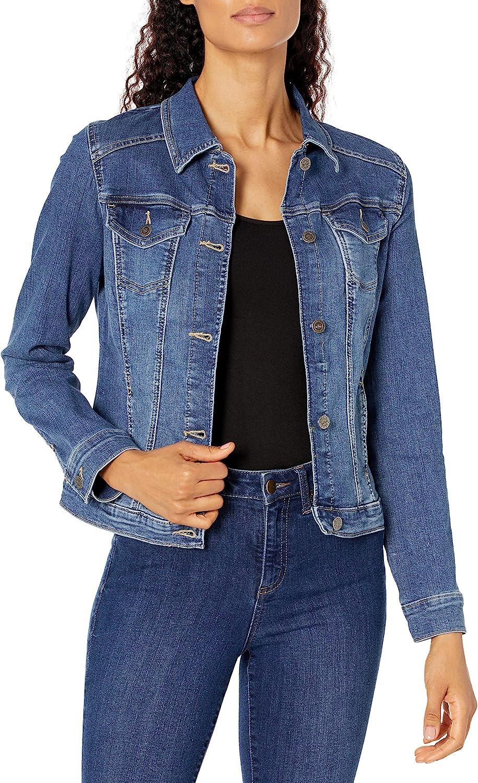 Riders by Lee Indigo Women's Denim Jacket at  Women's Coats Shop