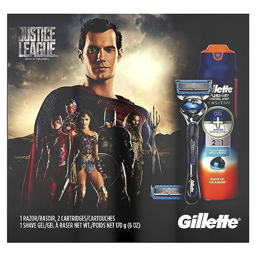 Gillette Fusion Chill Razor Ho...
