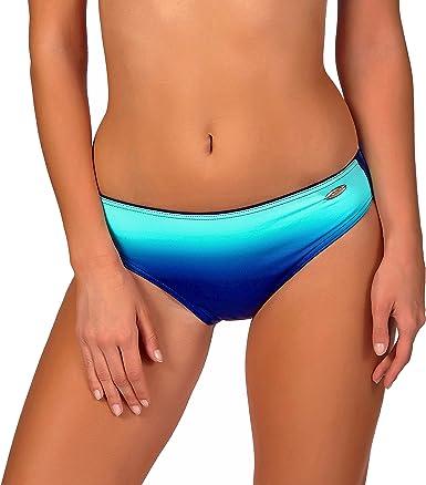 aQuarilla Bragas de Bikini Trajes de Ba/ño Ropa Playa Mujer 71R71D4S Azul Marino//Azul, 36