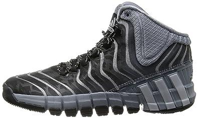 more photos fb1b0 5810e Adidas Adipure Crazy Quick 2 612201 - Noir - GrisNoir, Amazon.fr  Chaussures et Sacs