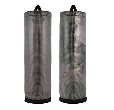 Amazon.com: 2 soportes de plástico para bolsas de basura ...