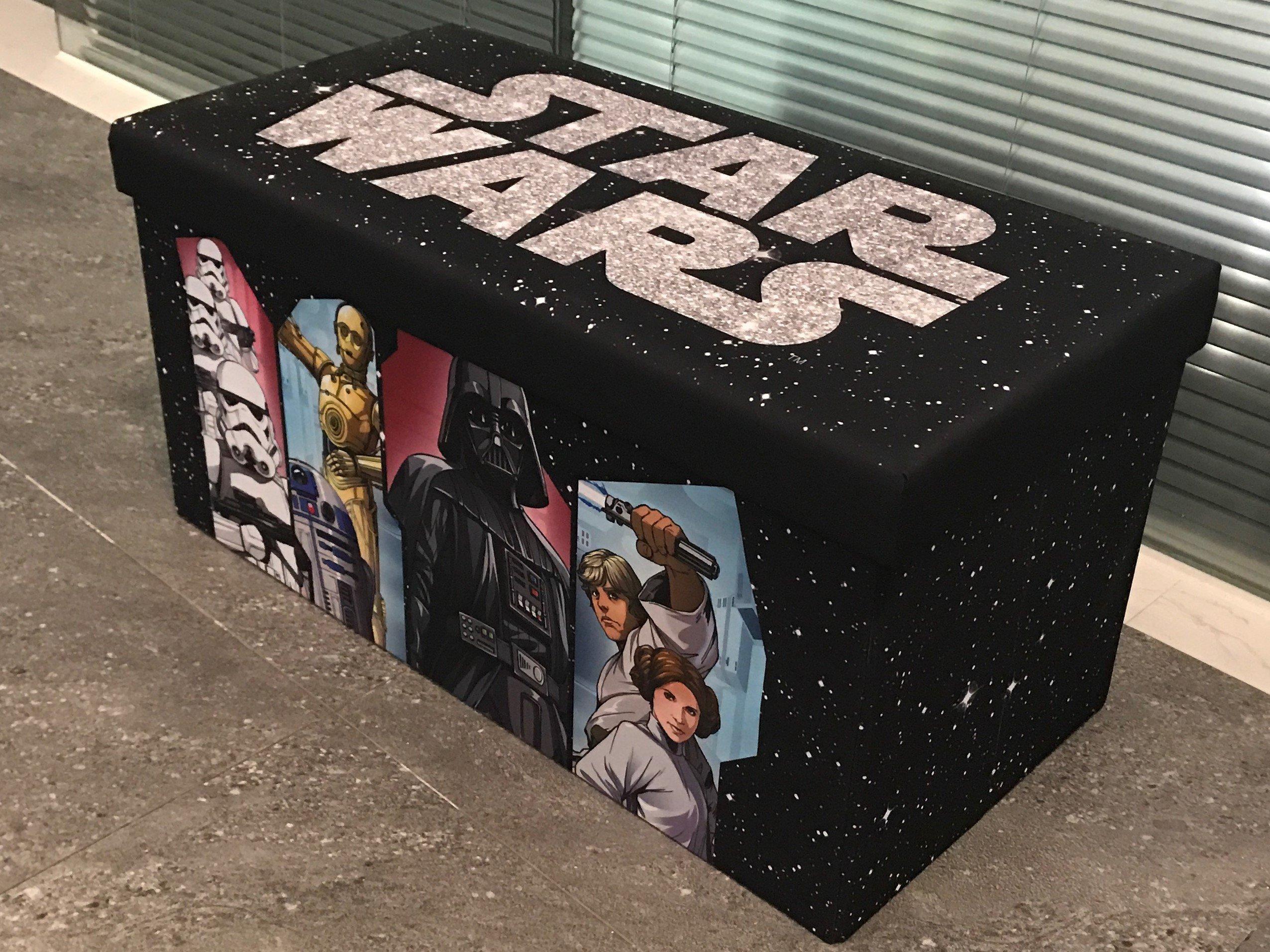 Jurassic World Star Wars Storage Bench