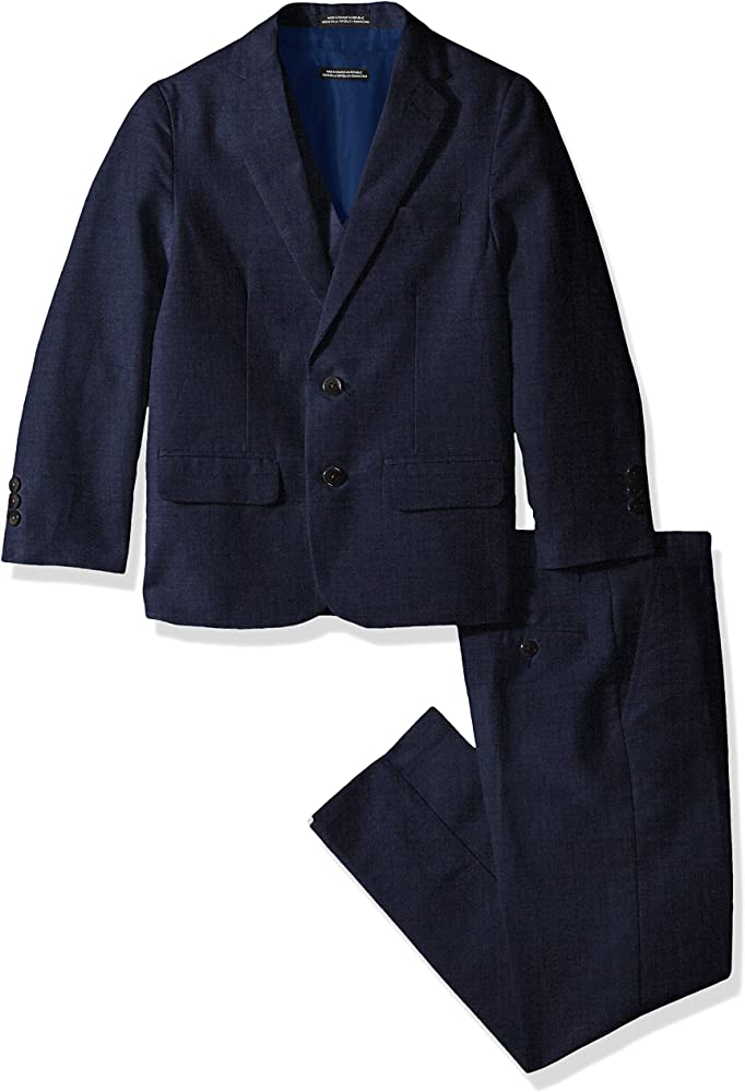 Steve Harvey Boys Big Three Piece Suit Set