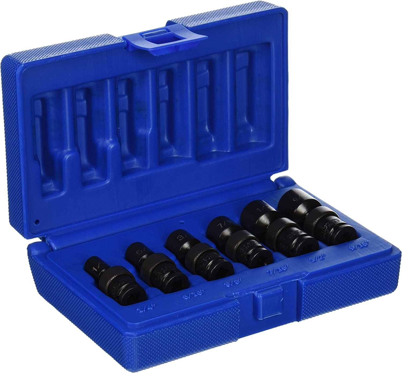 Grey Pneumatic 9706U Impact Socket Set