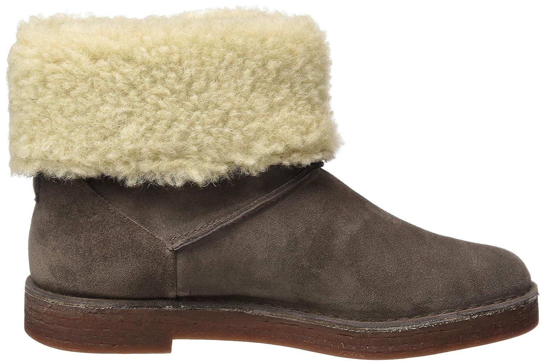 Clarks - Damen - Drafty Haze - Stiefeletten & Boots - braun E2Cvv