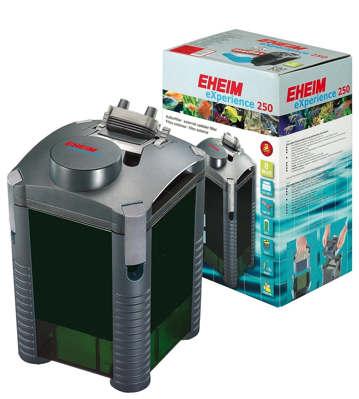 Eheim exterior filtro Experience 150, voltaje 230 V, 150 L: Amazon.es: Productos para mascotas