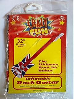2f0ffa072a4 Inflatable Novelty Union Jack  Rock Guitar  32