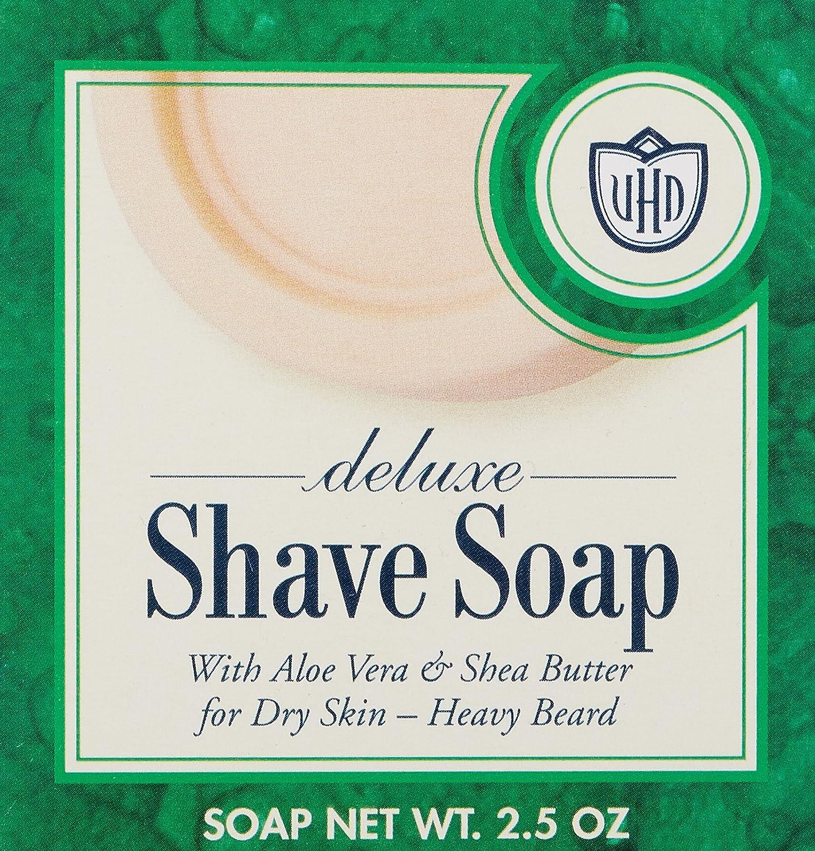 Van der Hagen Deluxe Shave Soap - 2.5 oz 31020