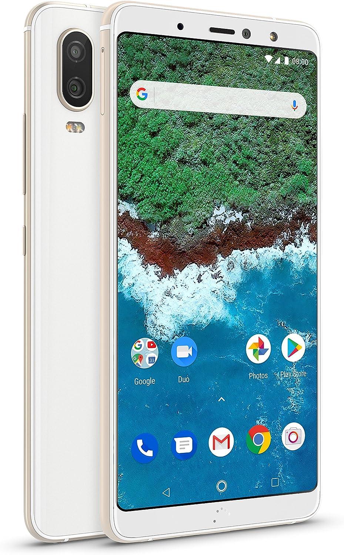 BQ Aquaris X2 Pro, Smartphone, 1, Blanco: Bq: Amazon.es: Electrónica