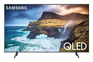 Samsung QN65Q70RAFXZA Flat 65-Inch QLED 4K Q70 Series Ultra HD Smart TV (2019 Model)