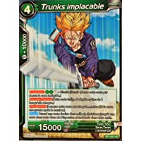 carte Dragon Ball Super BT1-067-UC Trunks implacable