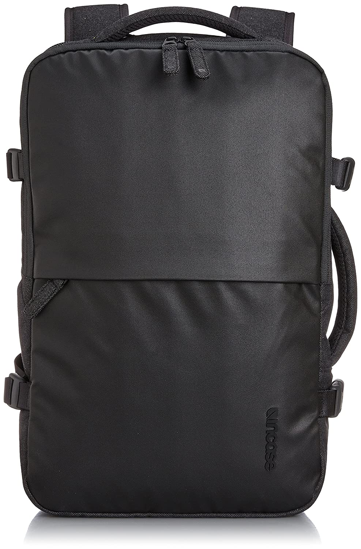 Incase EO Travel Backpack (Black) fits up