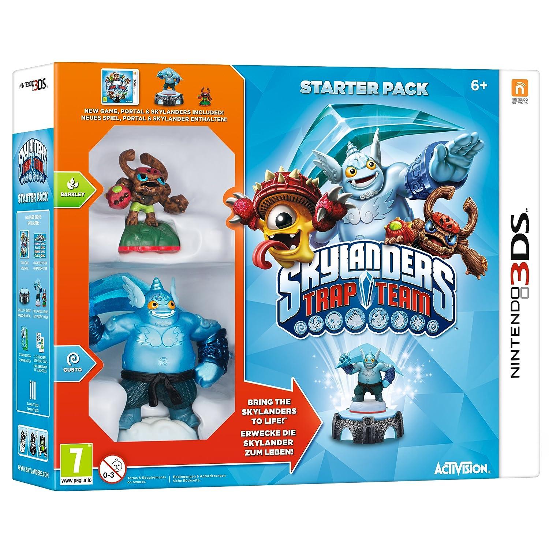 Uncategorized Images Of Skylanders skylanders trap team starter pack nintendo 3ds amazon co uk pc video games