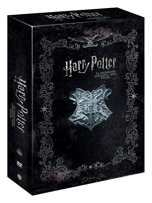Harry Potter Collection Limited Edition 14 Dvd Italia: Amazon ...