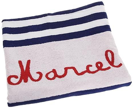 Grande Serviette De Plage Little Marcel.Little Marcel Danielle Marin Serviette Plage Mixte