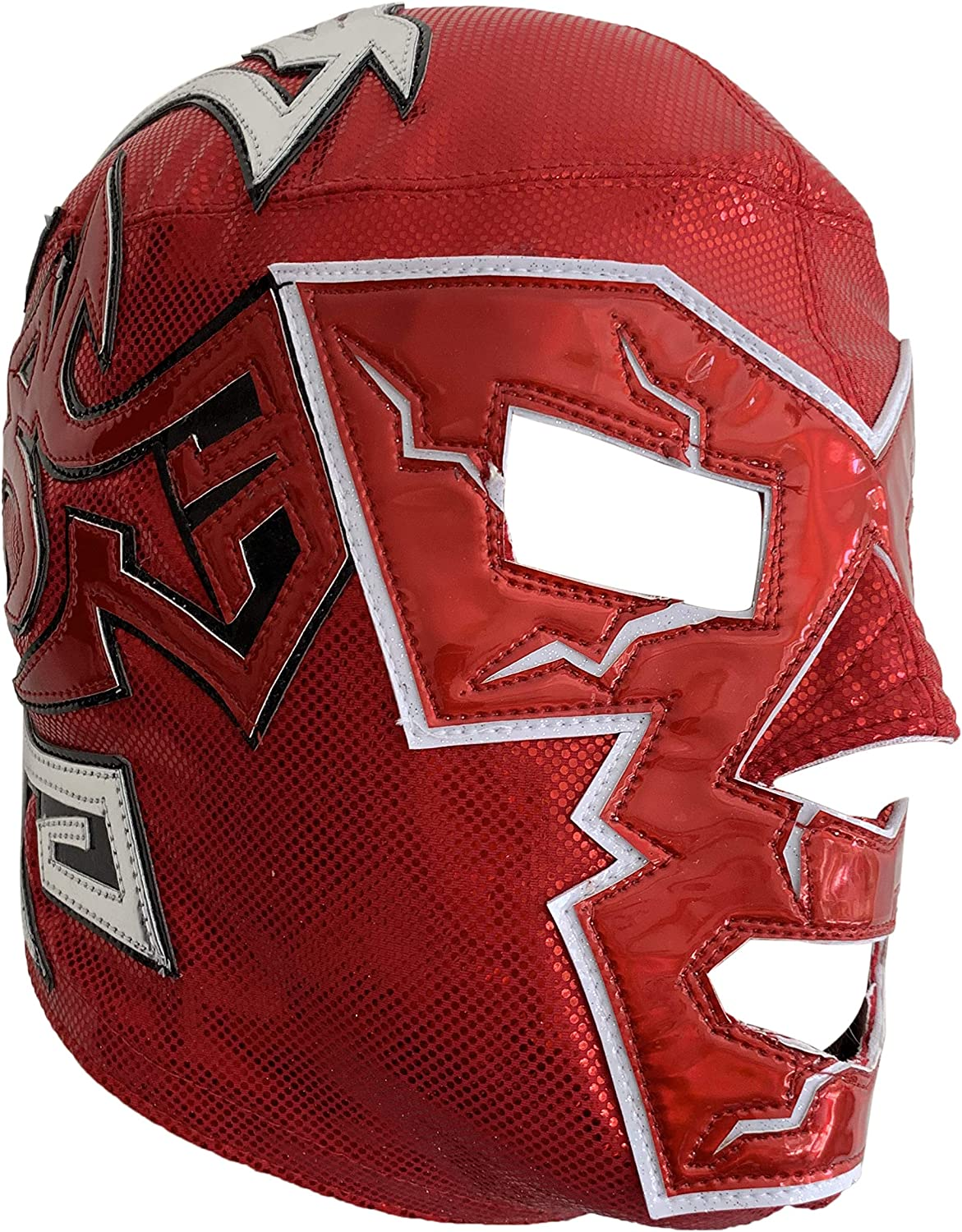 Dr Wagner Adult Pro - Fit Lucha Libre Luchador Mexican Wrestling Mask Costume