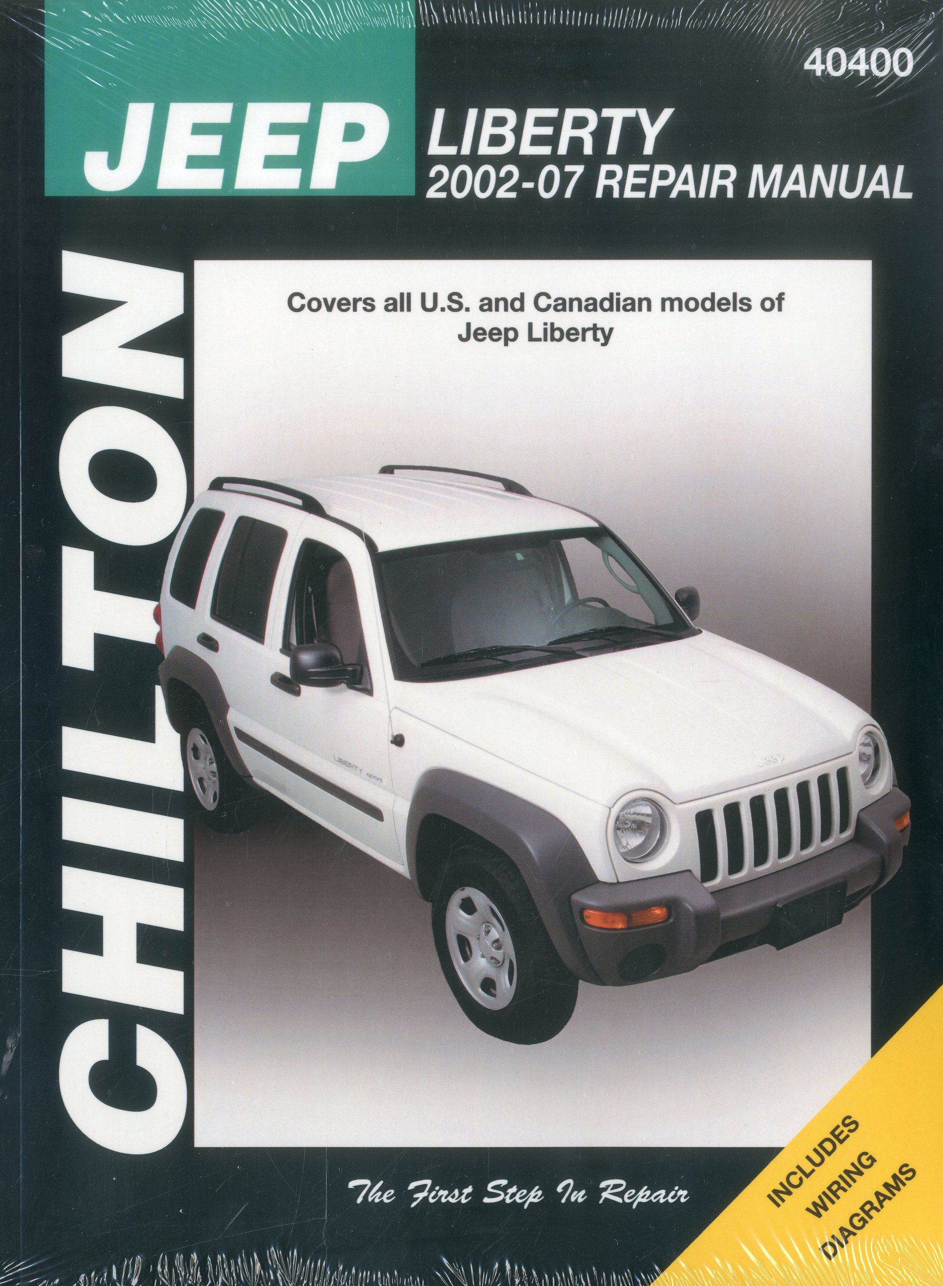 Jeep Liberty 2002 Thru 2007 Tim Imhoff Len Taylor 9781563928130 07 Wiring Diagram Books