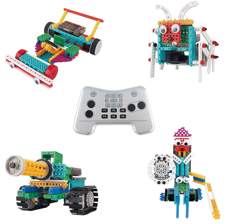 Robot Kit For Kids Ingenious Machines Build Your Own Robot Kit