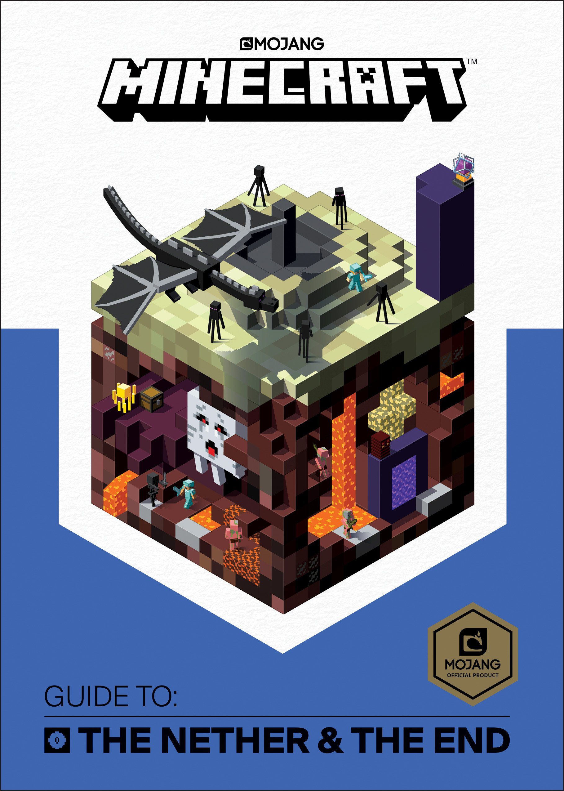 Minecraft: Guide to the Nether & the End  Amazon.com.br