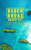 BEACH BOOKS Boxed Set: The Greatest Sea Adventure Novels, Pirate Books & Treasure-Hunt Tales: The Mutiny of the Elsinore, 20 000 Leagues under the Sea, ... The Sea Wolf, Moby Dick, Treasure Island…