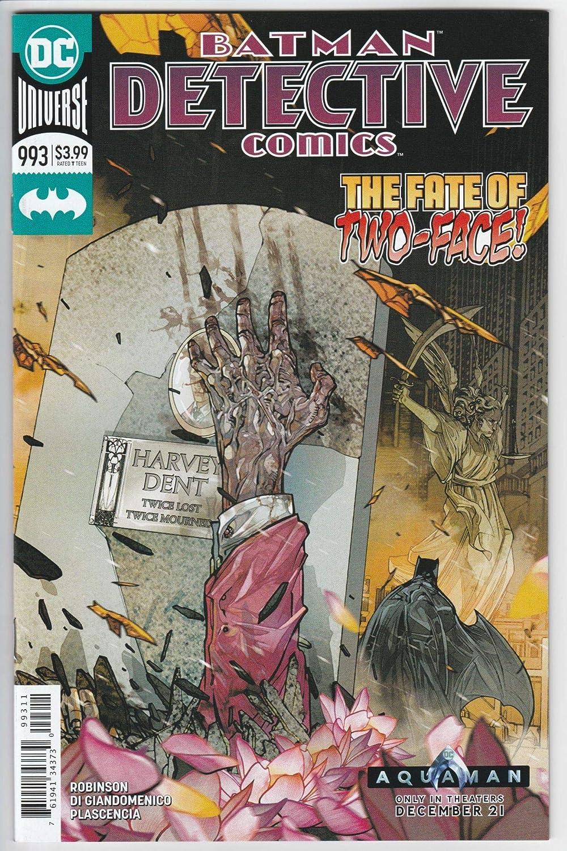 Detective Comics #993 Main Cvr (DC, 2018) NM