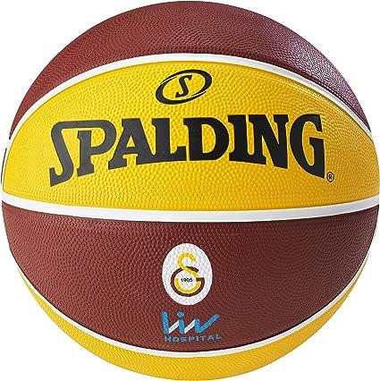 Spalding EL Team Galatasaray INSTANBUL SZ.7 (83-1 Balones de ...